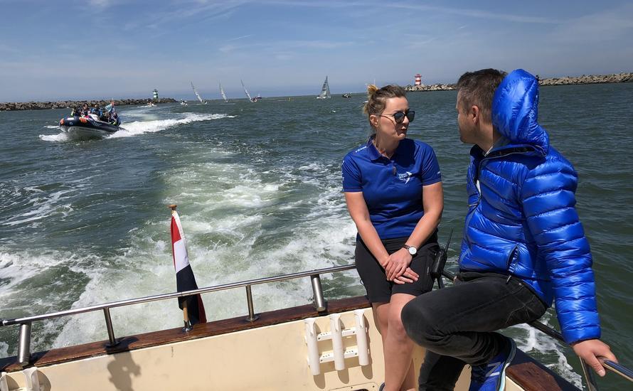 Drugi dzień ekipy #OnetOnTour w Holandii