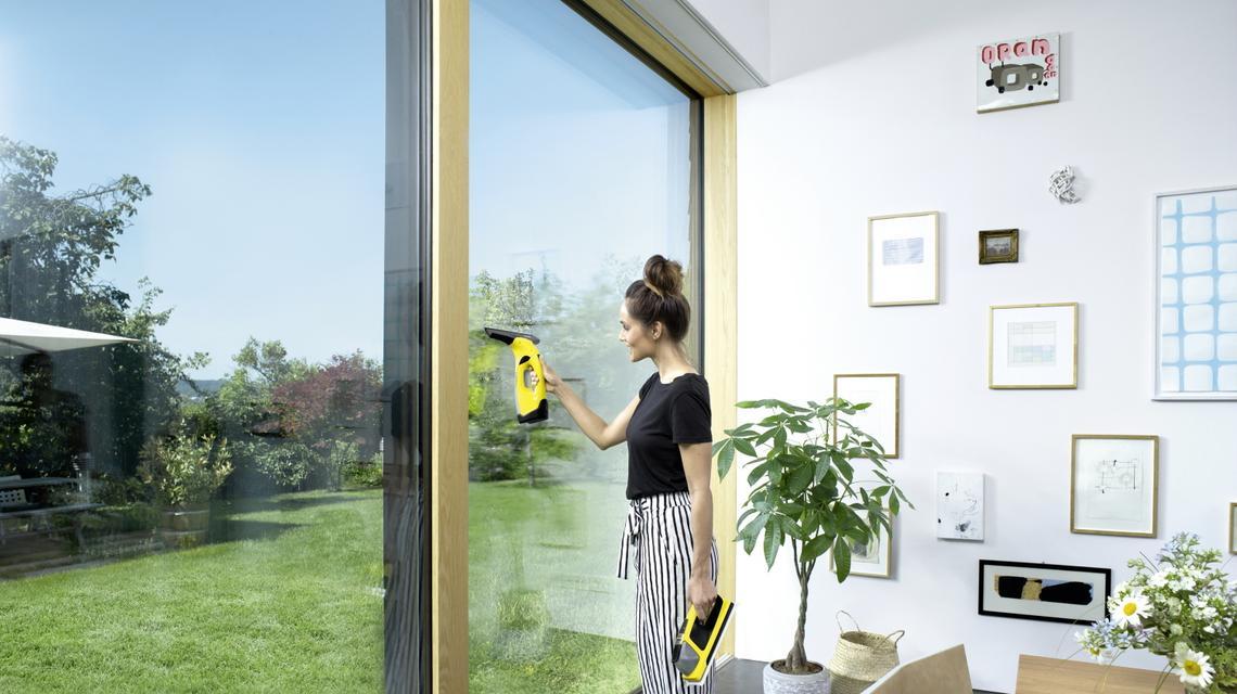 Pięć kroków do idealnie czystych okien. Przydatne triki i rozwiązania
