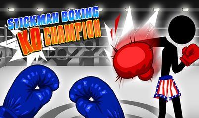Gra: Stickman Boxing KO Champion
