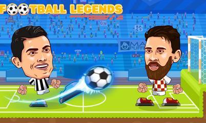 Gra: Football Legends 2021