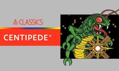 Gra: Atari Centipede