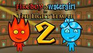Gra: Ogień i Woda 2 Świątynia Światła