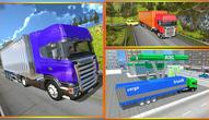 Gra: Uphill Cargo Trailer Simulator 2k20