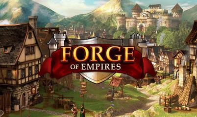 Spiel: Forge Of Empires