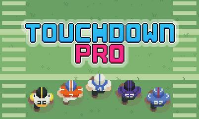 Jeu: Touchdown Pro