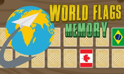 Gra: World Flags Memory