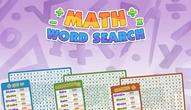 Gra: Math Word Search