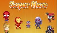 Gra: SuperHeroMerge