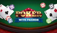 Gra: Poker with Friends