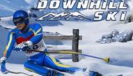 Game: Downhill Ski