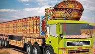 Gra: Truck Driver Cargo Game