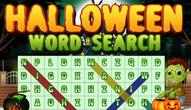 Gra: Halloween Words Search