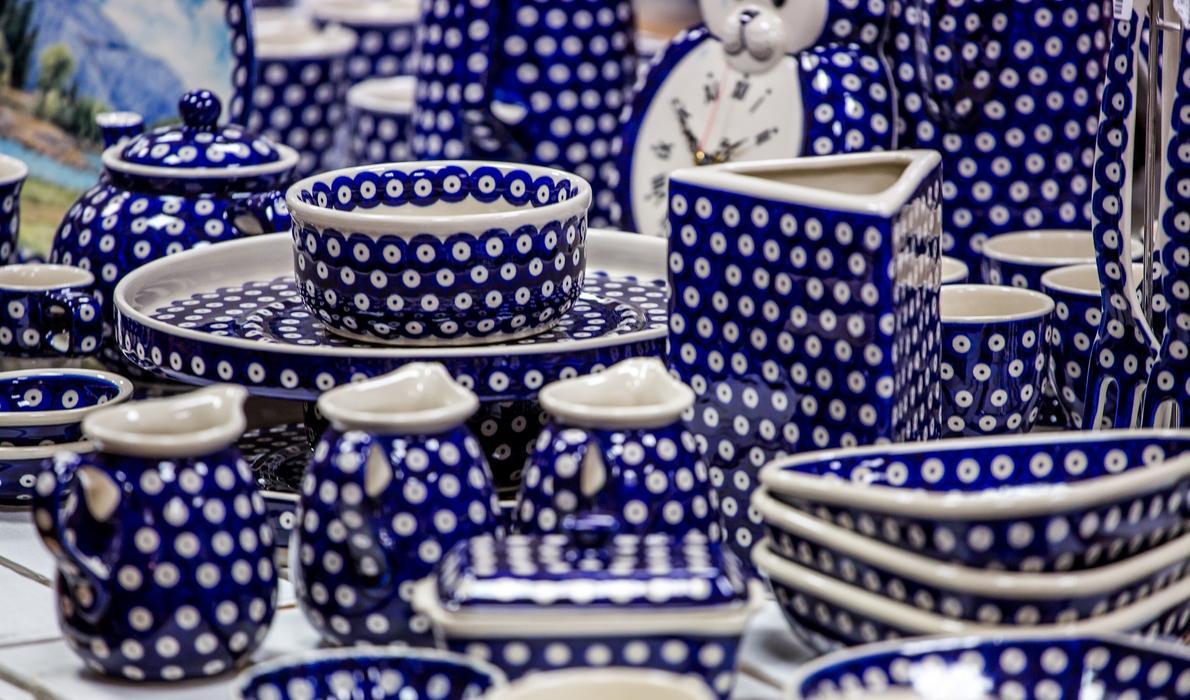 Bolesławiec – atrakcje, ceramika i… Bałkany