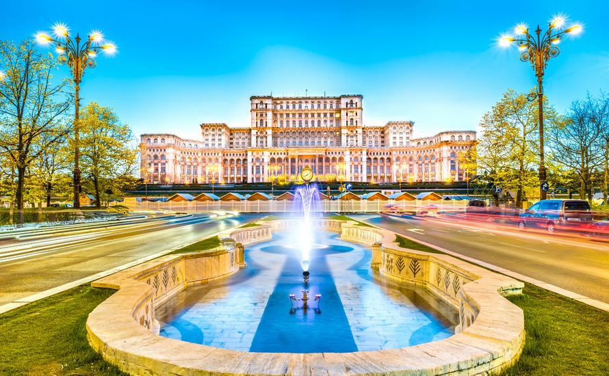 Dyskretny urok Bukaresztu