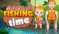 Jeu: Baby Hazel Fishing Time