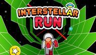 Spiel: Interstellar Run