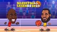 Gra: Basketball Legends 2020