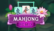 Gra: Mahjong Remix