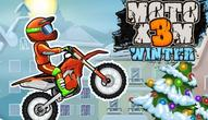 Gra: Moto X3M 4 Winter