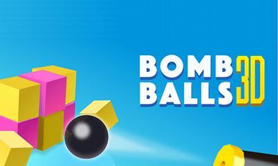 Spiel: Bomb Balls 3D