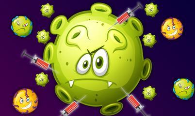 Spiel: Kill The Coronavirus