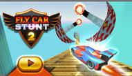 Gra: Fly Car Stunt 2