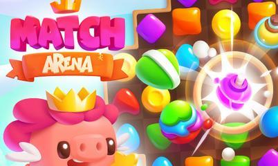 Spiel: Match Arena