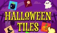 Spiel: Halloween Tiles
