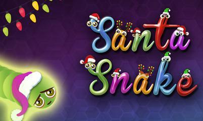 Gra: Santa Snakes