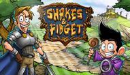 Gra: Shakes & Fidget