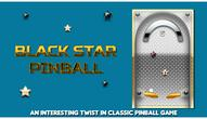 Jeu: Black Star Pinball