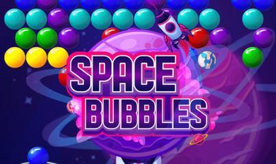 Jeu: Space Bubbles
