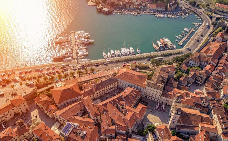 Jedno z najlepiej zachowanych miast średniowiecznych południowej Europy