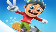 Game: Ski Safari