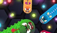Gra: Angry Worms