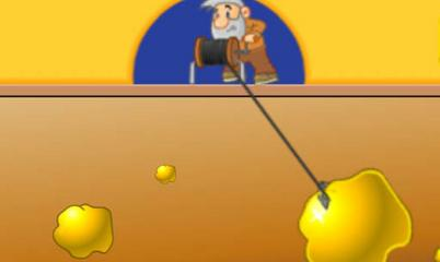 Spiel: Gold Miner