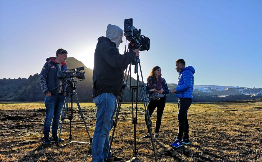 Kolejne dni ekipy #OnetOnTour na Islandii