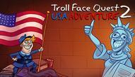 Gra: TrollFace Quest: USA 2