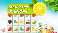 Gra: Fresh Fruit Mahjong Connection