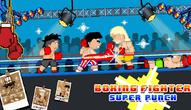 Gra: Boxing fighter: Super punch