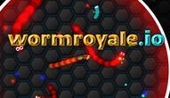 Spiel: WormRoyale.io