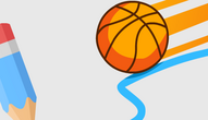 Gra: Basketball Line