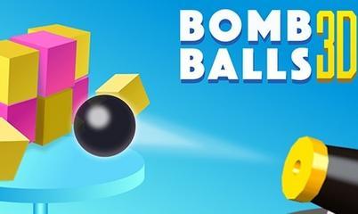 Gra: Bomb Balls 3D