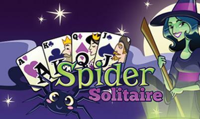 Gra: Spider Solitaire 2