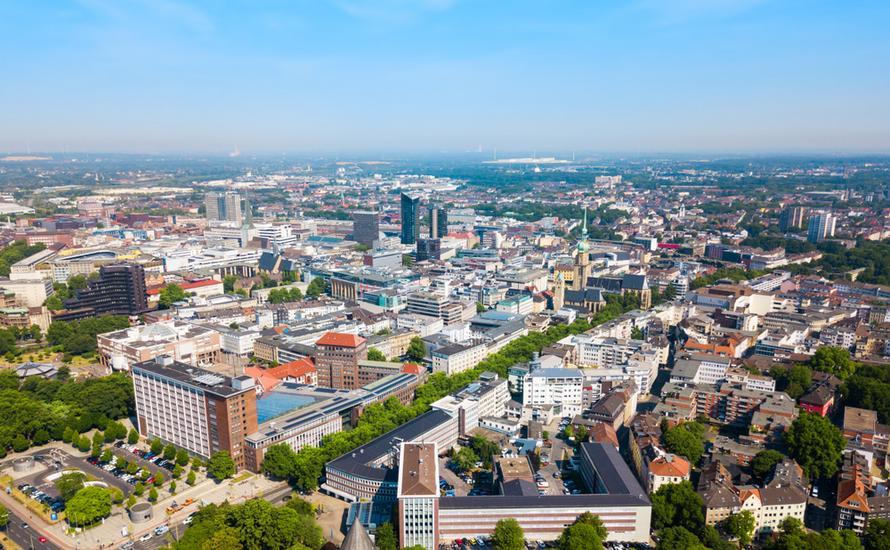 Tanie loty do Dortmundu - największego miasta w Zagłębiu Ruhry