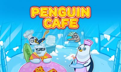 Gra: Penguin Cafe