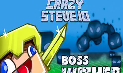 Gra: CrazySteve.io