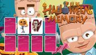 Gra: Fun Halloween Memory