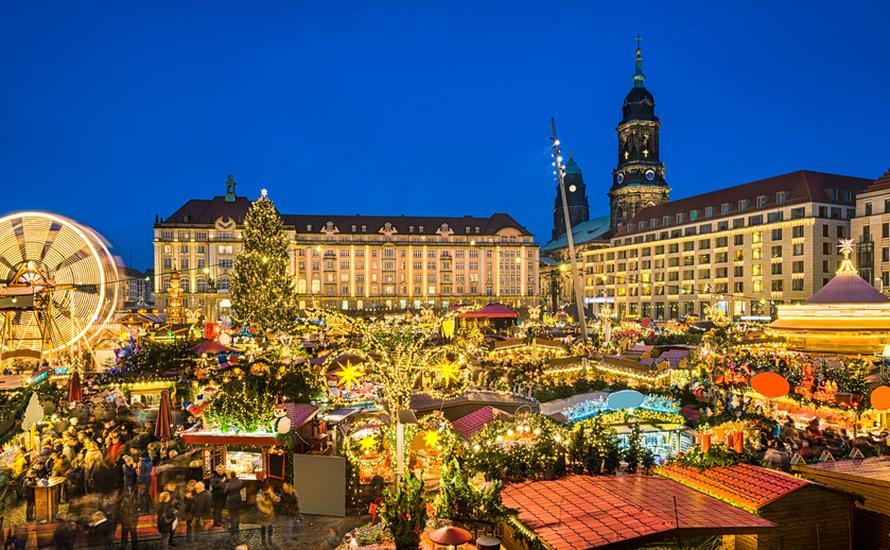 Rozpoczyna się okres jarmarków bożonarodzeniowych w niemieckich miastach