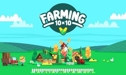 Jeu: Farming 10x10